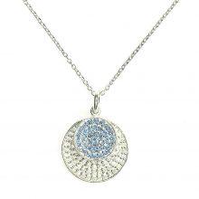 Gemolithos-Sun-&-Moon-Silver-Pendant-with-White-&-Dark-Blue-Cubic-Zirconia