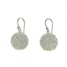 Gemolithos-Sun-silver-earrings-with-Cubic-Zirconia