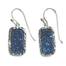 Gemolithos-druzy-blue-stone-&-silver-earrings-rectangle