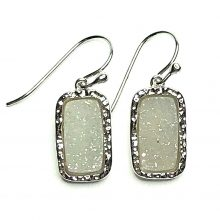 Gemolithos-druzy-white-stone-&-silver-earrings-rectangle
